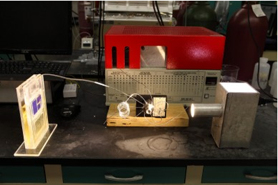 Solar cell converts CO2 into syngas