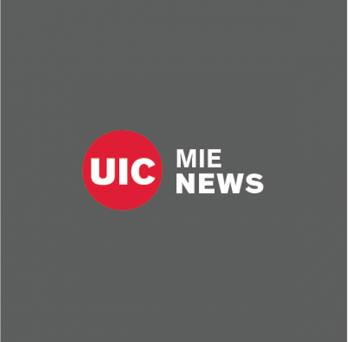 UIC MIE news logo