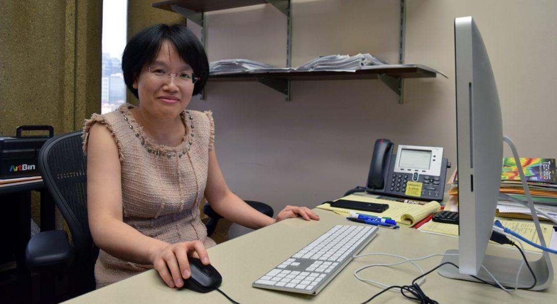 Professor Junxia Shi