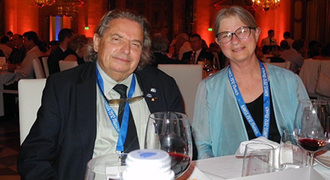 Professor Emeritus Wolfgang-Martin Boerner