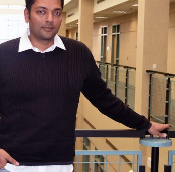 UIC alumnus Nishant Tomar