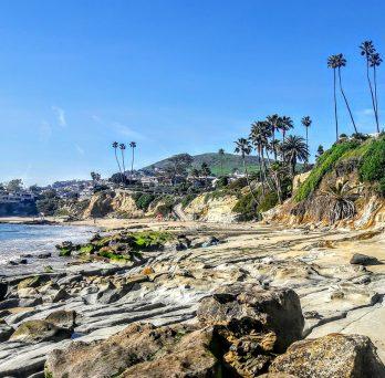 Beach at Los Angeles