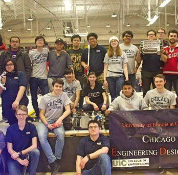 UIC's Engineering Design Team