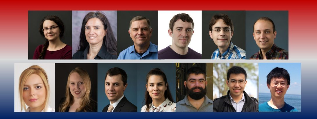 New CS Faculty Members