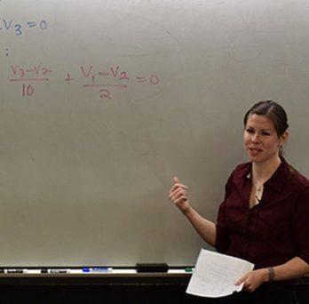 ECE Lecturer Kim Fitzgerald