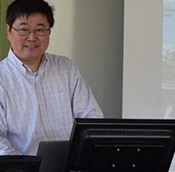 Professor Zhao Zhang