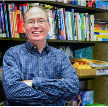 Professor Patrick Troy