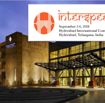 INTERSPEECH 2018 Cover