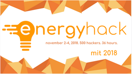MIT Energy Hack 2018 cover