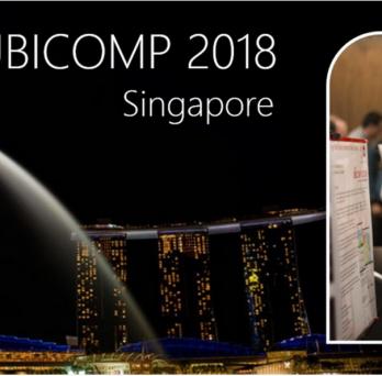 UBICOMP 2018 Singapore cover