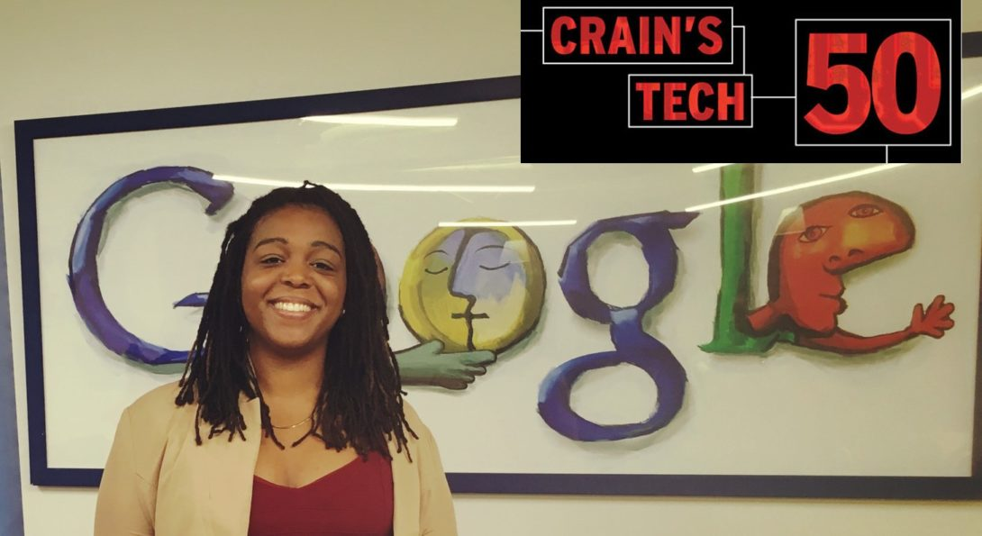 Rachel Harsley at Google