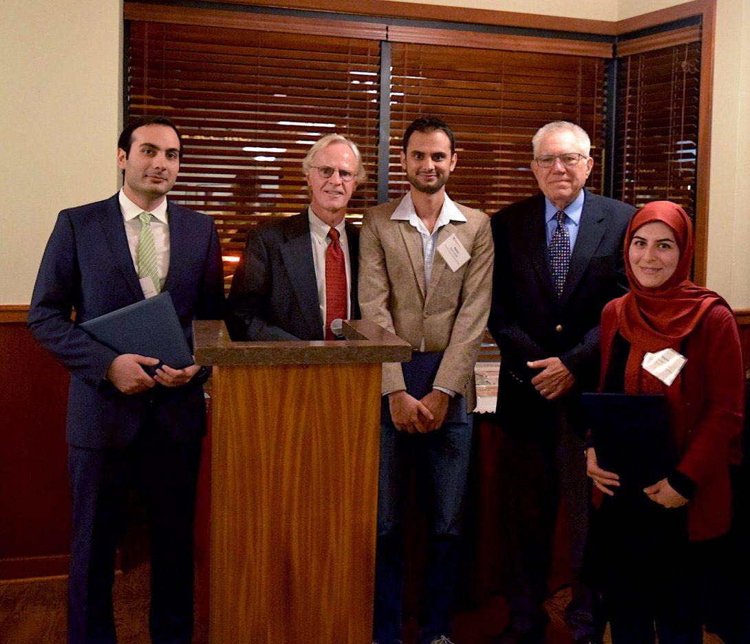 CME scholarship recipients