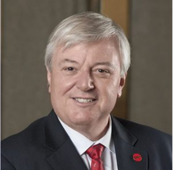 Chancellor Michael D. Amiridis