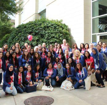 UIC students at 2018 Grace Hopper Celebration