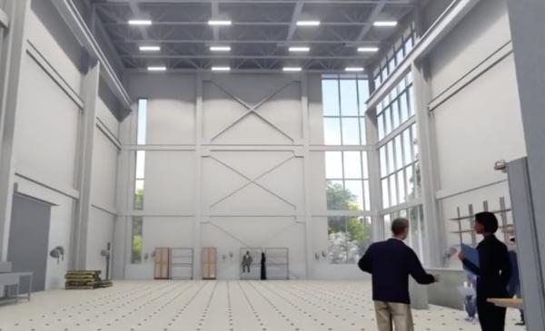 Engineering Innovation Building video