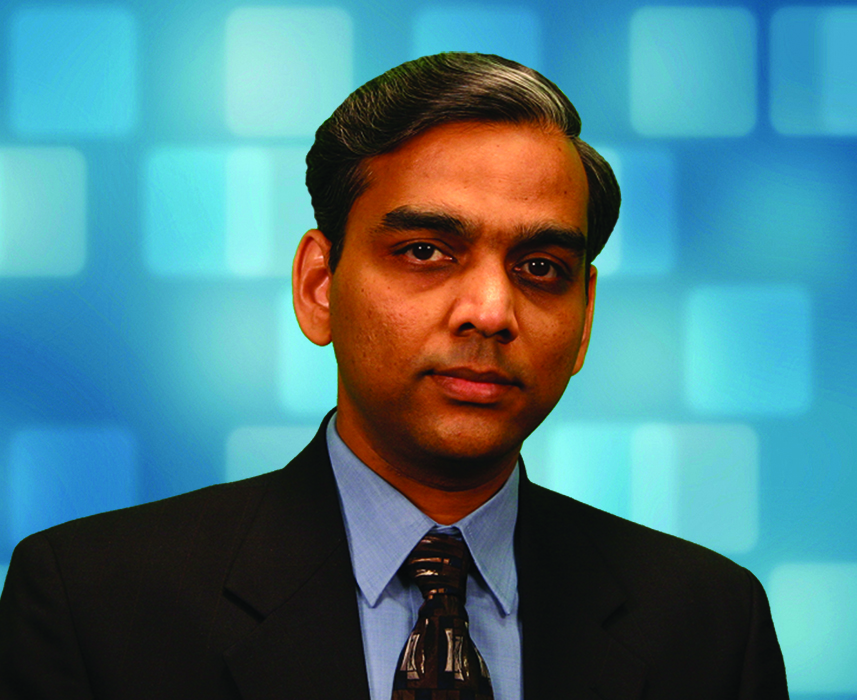 MIE Professor Laxman Saggere received the National Institutes of Health Trailblazer Award