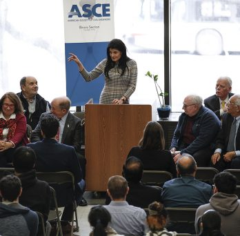 ASCE Legends in CME at UIC