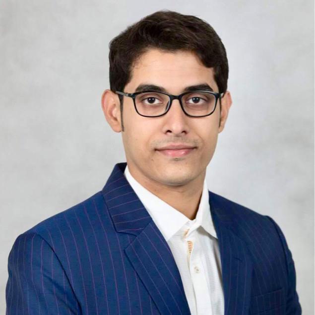 MIE PhD candidate Rukmava Chatterjee