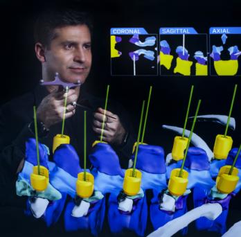 UIC College of Engineering BioE professor Cristian Luciano