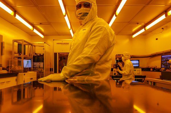 Nanotechnology researchers